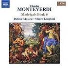 Claudio Monteverdi - : Madrigals Book 6 (2007)