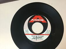 ROCK 45 RPM RECORD - EMILE FORD- ANDIE 5018