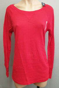 BNWT Womens Sz S 10 Mix Brand Forest Green Long Sleeve V Neck Style Stretch Top