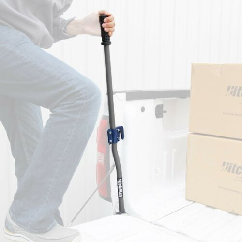 Grab Handle for Truck by HitchMate USA Made Easy to Use Pick up Bed Item 4400