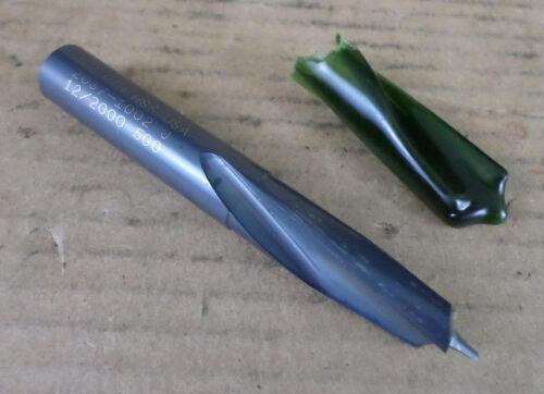 """Precision Twist Drill 2037-1002-J 1//2/"""" High Speed Drill Bit"""