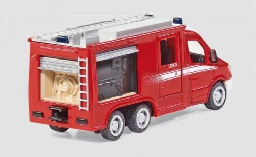 SIKU 2113 Mercedes Benz Feuerwehr Sprinter 6 x 6