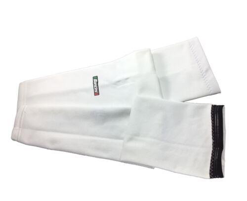 Santini 365 Leg Warmers Men/'s S  XS Red White Thermofleece