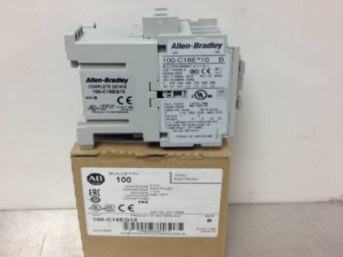 UpTo 4 NEW at MostElectric 100-C16EQ10 100C16EQ10