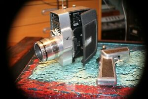 BELL-amp-HOWELL-DUO-POWER-ZOOM-SUPPER-8-MM-Film-Movie-Camera