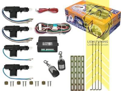 Für Renault Universal ZV Zentralverriegelung Stellmotor Funkfernbedienung Funk