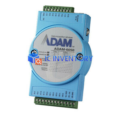 New Advantech ADAM-6050 18-ch Isolated Module ***Free Shipping Canada and US***