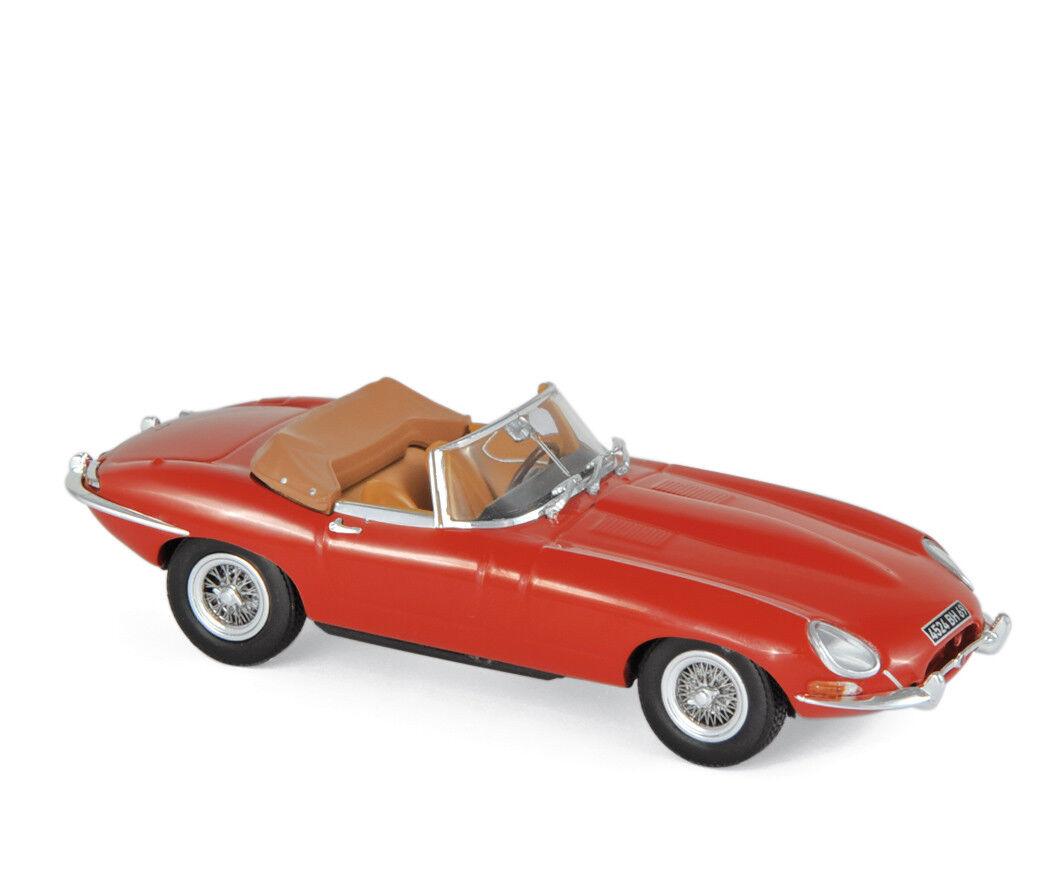 Norev Jaguar E-Type Cabriolet 1961 1 43 270062