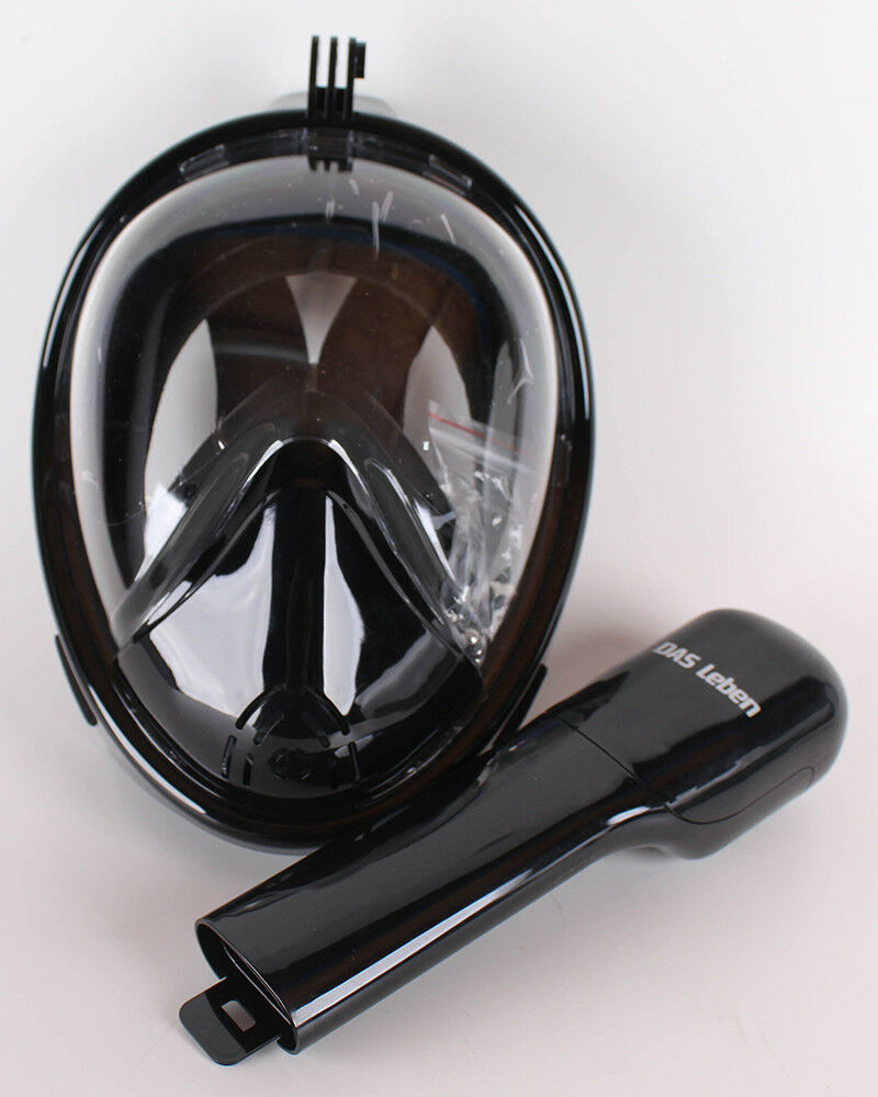 LUOOV 180° Scuba Mask Tauchmaske S M Schnorchelmaske Erwachsene Erwachsene Erwachsene & Jugendliche 890d04