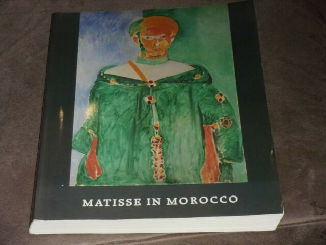 Matisse in Morocco (1992, Paperback)