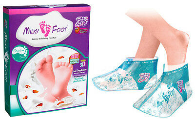 Milky foot (As seen on TV!!!! ) Intensive Exfoliating Pad Standard Size