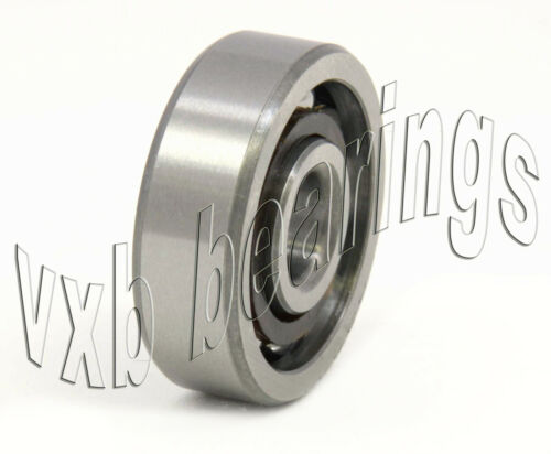 2 Spindle Bearings 7204 B 20mm x 47mm x 14mm Single Row