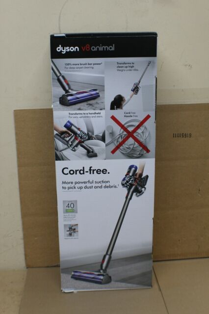 NEW OPEN BOX - Dyson V8 Animal Motorhead Origin Cordless Stick Vacuum Cleaner