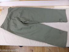 US ARMY WW2 WAC Field trousers HBT Twill Womens Army Corps size 42 Feldhose