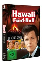JAMES MCARTHUR JACK LORD - HAWAII 5-0 (ORIGINAL) S9 6 DVD NEU
