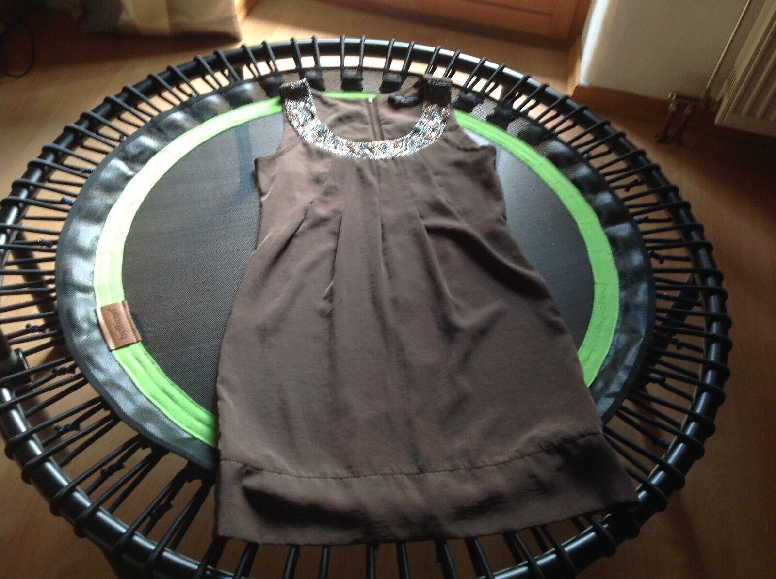 Sommerkleid braun 36 sehr schön DGoldthy Parkins