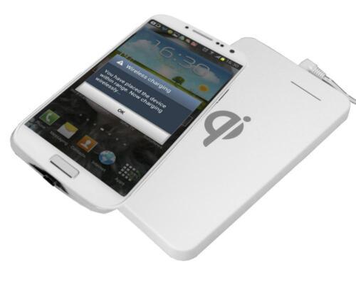 estación de carga kabeloses cargador para Samsung Galaxy s3 s4 s5 Slim Wireless qi