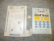 Microscale decals 1/72 72-278 P-47s J124