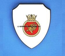 HMS PROTECTOR WALL SHIELD (FULL COLOUR)