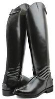 Hispar Ladies Elegant Dress Dressage Boots With Zipper Riding English Equestrian