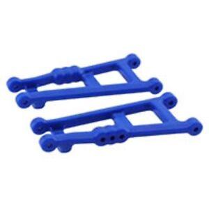 RPM-80185-Azul-Trasero-Brazos-en-a-para-Traxxas-Electrico-Stampede-o-Rustler