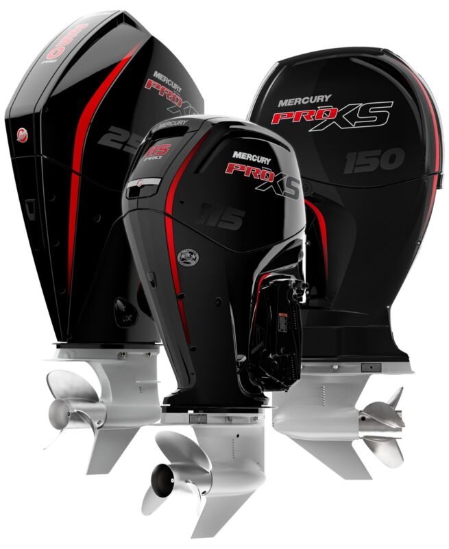 Mercury Pro XS 150Hp or 115Hp Engine/s - Lockdown Special