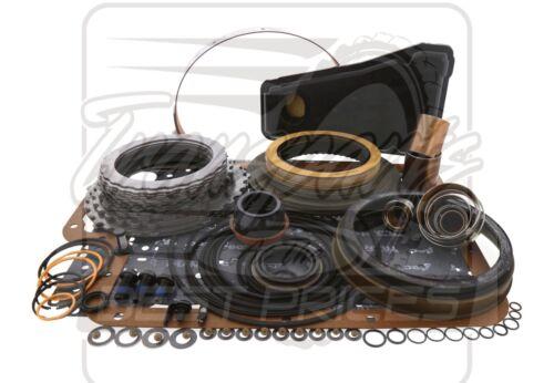 Ford E4OD E40D Transmission Deluxe Rebuild Kit 1996-3//97 F250 F350 2WD