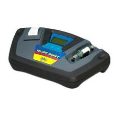 Yellow Jacket 68947 Refrigerant Gas Analyzer w/ Printer (R-12, R-134A)