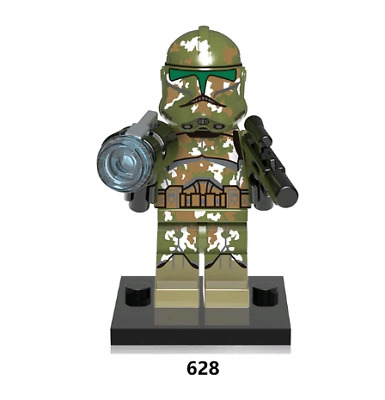 Solider Stormtrooper Rare Custom Moc Lego Minifigure Star Wars Rise Of Skywalker Ebay