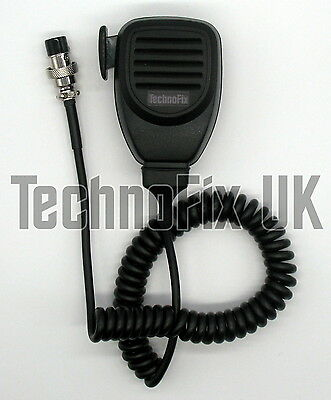 Replacement 8-pin microphone for Kenwood TS-850S TS-870S TS-2000