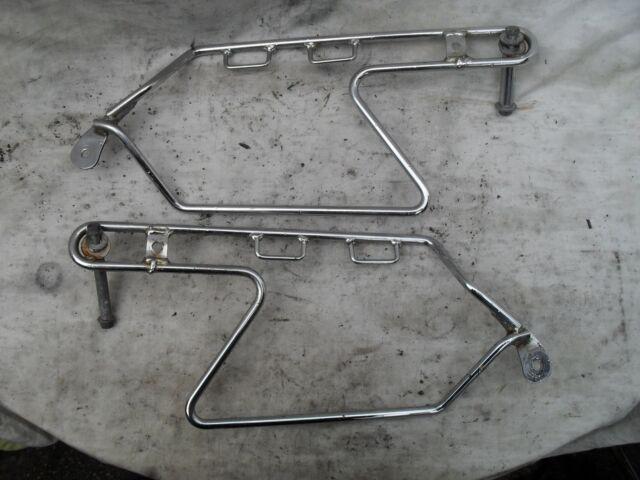 Yamaha XV1100 Pannier Rails XV 1100