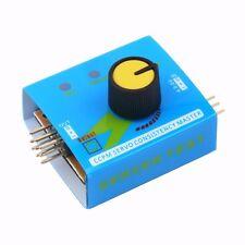 Multi Servo Tester 3CH ECS Consistency Speed Controler Power Channels CCPM Meter