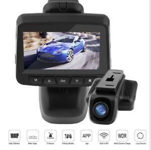 Details about Dash Cam Car Dashboard Camera Recorder 1080P Built-In WiFi &  APP Support G-Senso
