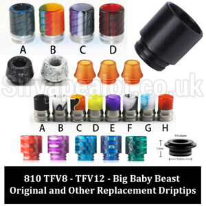 810-Smok-TFV12-PRINCE-Skyhook-Replacement-Drip-tips-original-TFV8-Big-Baby-Beast