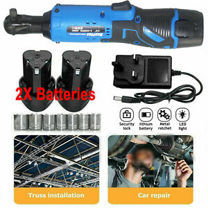 HAND TOOLS Spanners Wrenches 3//8in Cordless Ratchet Wrench Multi-Functional 90/° Right Angle 12V Electric Charging Metal Ratchet Wrench Set Hand Tools wrenches set