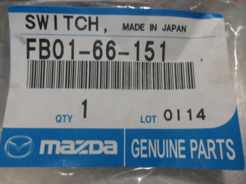 Mazda RX-7 1986-1988 New OEM ignition switch FB01-66-151