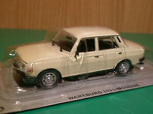 Modelcar-1-43-WARTBURG-353-LIMOUSINE