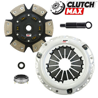 CM STAGE 2 HD CLUTCH KIT for 1990-1991 ACURA INTEGRA B18 1.8L CABLE TRANS