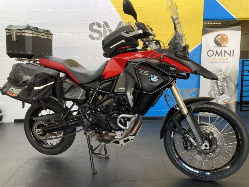 2014 BMW F800 GS ADVENTURE!! ALL THE EXTRAS!!