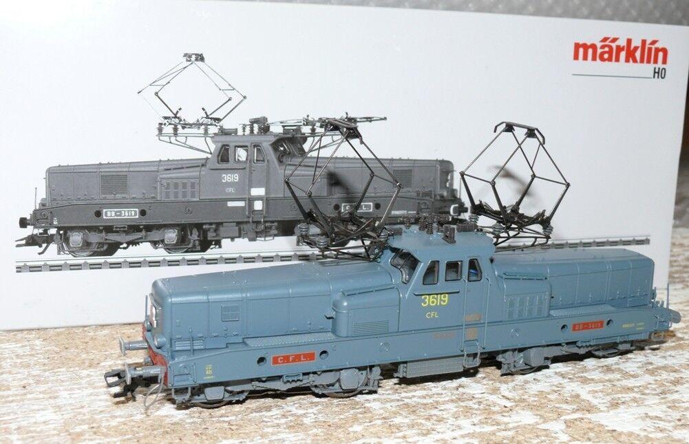 P11 marklin 37338 e Lok serie 3600 ferro da stiro CFL MFX