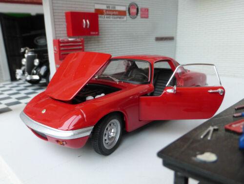 G LGB 1:24 Scale 1965 Lotus Elan Welly Diecast Very Detailed Model Car 24035B