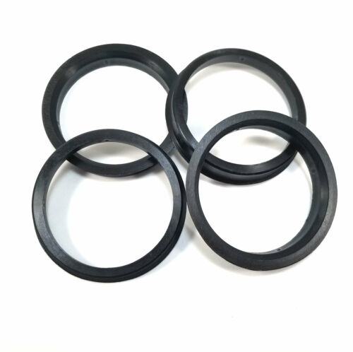 Lugnut Wheel Hub Centric Spacer Rings 54.1mm ID 70mm OD 4x//4pcs Mr