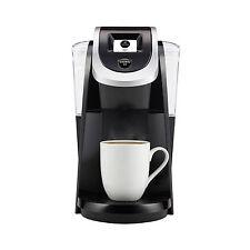 Keurig K250 5 Cups Coffee And Espresso Maker - Black