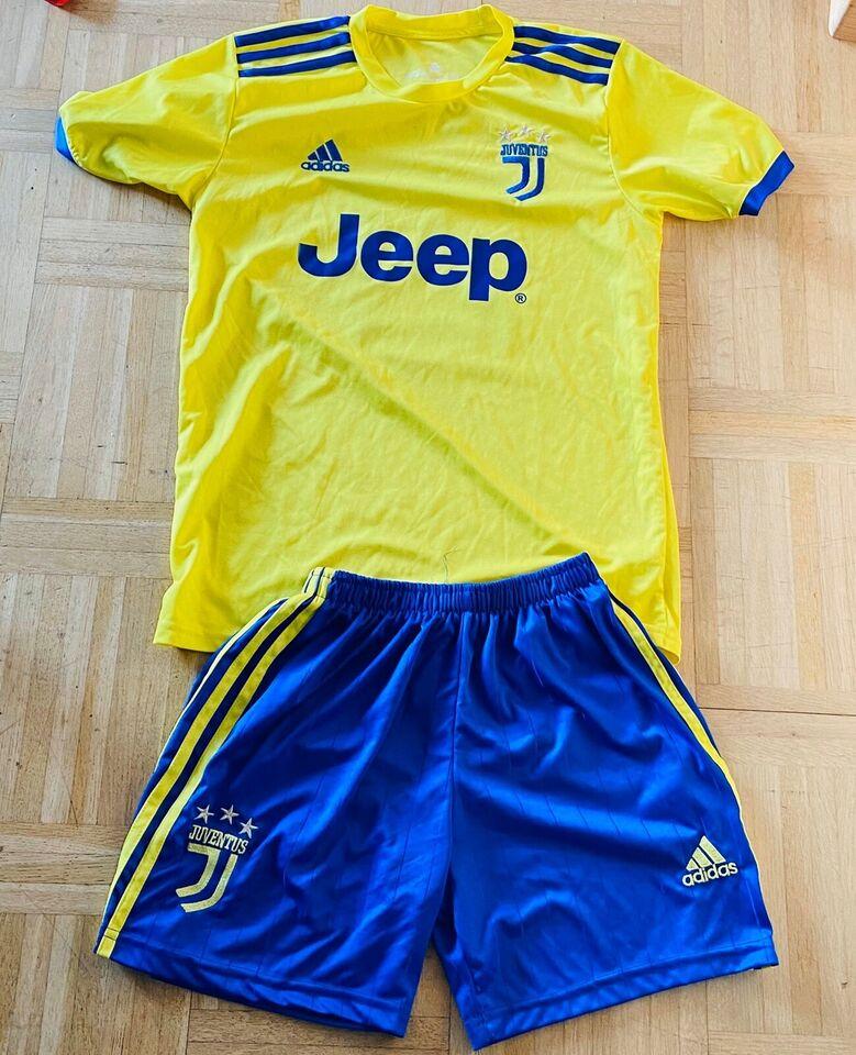 Sportstøj, Fodboldtrøje , Adidas Juventus