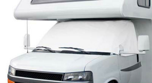 Classic Accessories 78684 Snow White Windshield  Cover For 92-03 Ford Class C  cheaper prices