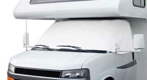 Classic Accessories 78684 nieve blancoa cubierta de parabrisas para el 92-03 Ford Clase C