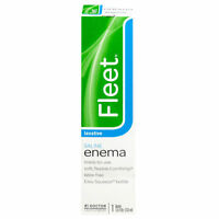 fleet Enema {ready-to-use} Saline Laxative 4.5 Fl Oz (133 Ml) (pack Of 3) on sale