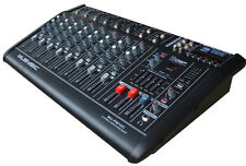 10 CHANNEL 4000 WATTS PROFESSIONAL POWER MIXER AMPLIFIER USB/SD PA SYSTEM 16 DSP