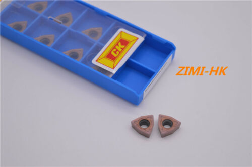 10pcs WCMX06T308FN BP010  Superior quality Indexable blade dril CK