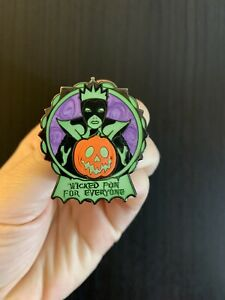 LE-1500-EVIL-QUEEN-Wicked-Fun-For-Everyone-Disney-Pin-Snow-White-Halloween-Hag